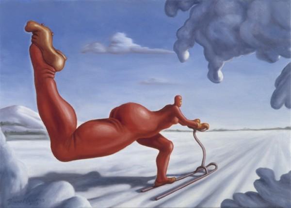 Potkukelkkailija, 2005