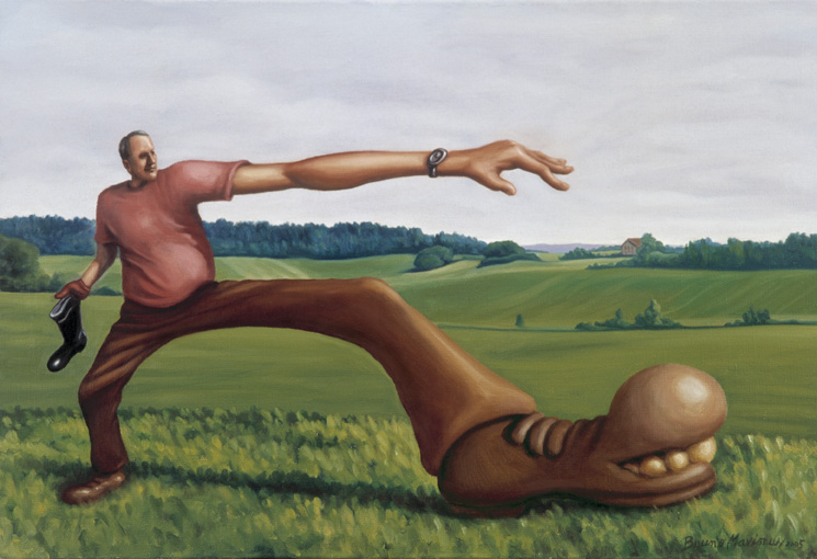 Saappaanheittäjä keskittyy, 2005