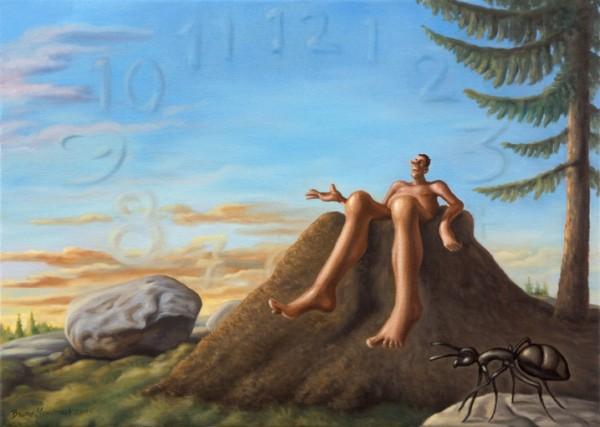 Maailmanennätys mielessä, 2005